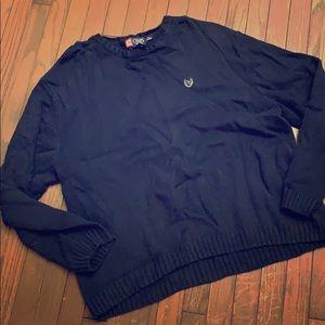 Chaps knit sweater